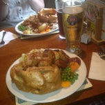 Photo taken at Toby Carvery by nathan b. on 8/4/2013