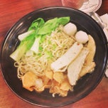 Photo taken at Noodle Station by Wyda on 3/2/2013