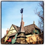 Photo taken at Peter Pan's Flight by Tanya H. on 1/14/2013