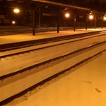 Photo taken at SEPTA Chestnut Hill East Station by Jahy T. on 12/15/2013