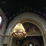 Photo taken at St Demetrious Orthodox Church by laila m. on 3/10/2013