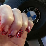 Photo taken at Nail Addiction by AndreaWalen.com on 2/14/2013