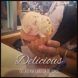 Photo taken at Gelateria Laritza D' by Franco A. on 5/26/2013