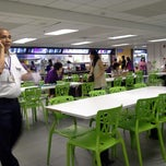 Photo taken at T1 Staff Canteen by Keemo K. on 11/8/2012