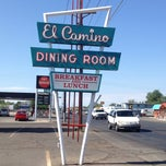 Photo taken at El Camino Dining Room by Diane W. on 7/3/2013