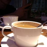 "Photo taken at ""Palazzo"" bread & coffee by Deni K. on 7/21/2013"