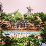 Photo taken at Disney's Typhoon Lagoon Water Park by Erin A. on 7/2/2013