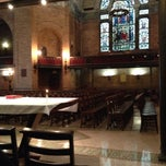 Photo taken at St. Paul's Chapel - Columbia University by Anne B. on 10/29/2013