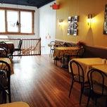 Photo taken at Cellar Door Cafe by Kathleen H. on 6/23/2014
