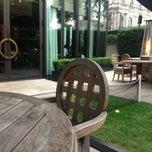 Photo taken at Four Seasons Hotel by Mansoor N. on 7/2/2013