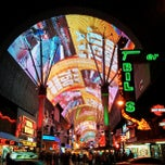 Photo taken at Fremont Street Experience by Stefan on 5/10/2013