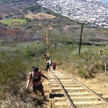 Photo taken at Koko Head Trail by Bruce M. on 11/29/2011