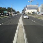 Photo taken at Princes Hwy (Rockdale Plaza Dr) by Sean S. on 7/6/2013