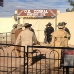 Photo taken at O.K. Corral by Joyce on 12/30/2012