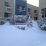 Photo taken at Four Points by Sheraton Plainview Long Island by Ray Michael S. on 2/9/2013