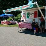Photo taken at Hamden - Downtown Farmers' Market by Jim A. on 9/5/2014