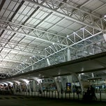 Photo taken at Chennai International Airport (MAA) by Anand V. on 4/18/2013