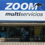Photo taken at Zoom by Manuel H. on 2/6/2014