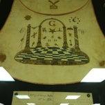 Photo taken at Mt Carmel 133 Masonic Lodge by Michael H. on 2/23/2013