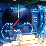 Photo taken at Victorinox Swiss Army @Baselworld 2013 by Paul M. on 4/27/2013