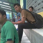 Photo taken at Balikpapan Sport Centre by M.Asprin on 10/14/2012