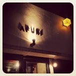 Photo taken at AFURI (阿夫利) by yuriyuri♡ on 12/11/2012