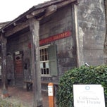 Photo taken at California's First Theater by Jeremiah H. on 8/3/2014