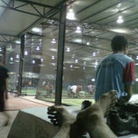 Photo taken at Futsal Masterscaff by Kimy F. on 10/24/2012