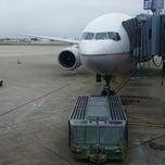 Photo taken at Gate B17 Lufthansa Air by Calvin M. on 9/30/2014