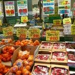 Photo taken at スーパーボーヤ 六月店 by おがけん ブタ野郎 on 1/27/2013