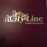 Photo taken at City Line Family Restaurant by Peter M. on 4/13/2013