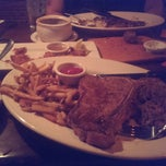 Photo taken at Outback Steakhouse by Dru S. on 1/8/2014
