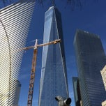 Photo taken at World Trade Center Construction Security by Jonn R. on 3/13/2015