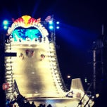 Photo taken at Red Bull Crashed Ice 2014 by Austin W. on 1/27/2013