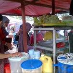 Photo taken at Warung Tenda Krakatau Junction by Ninick I. on 4/21/2013