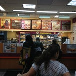 Photo taken at Dunkin' Donuts by Vanja K. on 6/13/2013