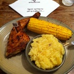 Photo taken at Nando's by Alessia A. on 2/13/2014