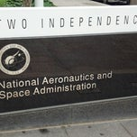 Photo taken at NASA HQ by Brandi B. on 8/6/2013