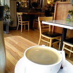 Photo taken at The Koi Café by Scott P. on 10/30/2012