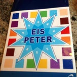 Photo taken at Eis Peter by Klemens on 3/8/2014