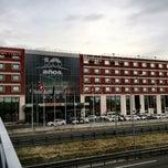 Foto tomada en Hotel Auditorium Madrid por Ramón R. el 5/7/2013