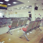 Photo taken at مطار الأمير نايف بن عبدالعزيز الدولي | Prince Nayef Bin Abdulaziz International Airport (ELQ) by Ano S. on 12/14/2012