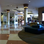 Photo taken at Rosen Centre Hotel by EricDeeEm on 10/21/2012