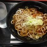 Photo taken at 本所そば 錦糸町店 by Osamu K. on 2/22/2015