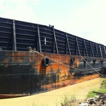 Photo taken at DSJ port by paulus H. on 3/25/2013