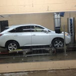 Photo taken at Colonial Car Wash by John B. on 3/8/2013