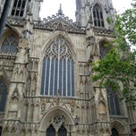 Photo taken at York Minster by Katia P. on 7/4/2013