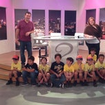 Photo taken at WIPR-TV Canal 6 by Mauryne R. on 2/27/2015