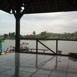 Photo taken at Situ Ciburuy by Lutfi K. on 2/26/2013