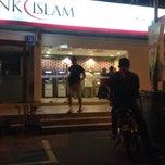 Photo taken at Bank Islam Segamat by Kamaruddin L. on 2/17/2015